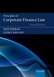 cover for principles of corporate finance law - Finance Cover