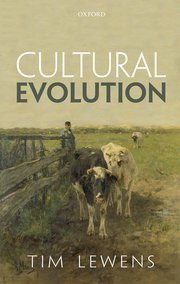 Cover for   Cultural Evolution