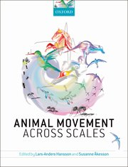 Cover for   Animal Movement Across Scales