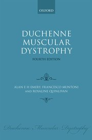 Cover for   Duchenne Muscular Dystrophy