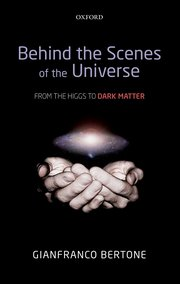 Cover for   Behind the Scenes of the Universe