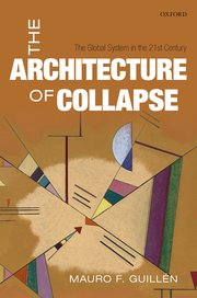 Cover for   The Architecture of Collapse