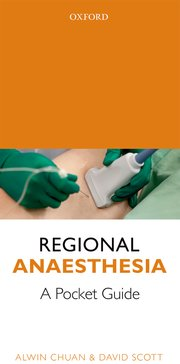 Cover for   Regional Anaesthesia: A Pocket Guide