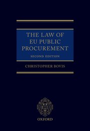 Cover for   The Law of EU Public Procurement