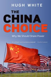 Cover for   The China Choice