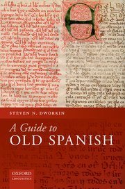 Cover for   A Guide to Old Spanish