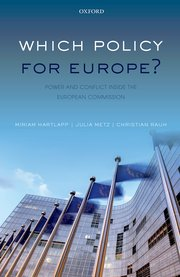 Cover for   Which Policy for Europe?
