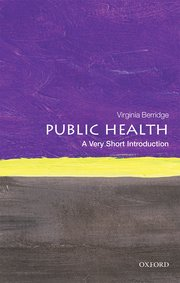 Cover for   Public Health: A Very Short Introduction
