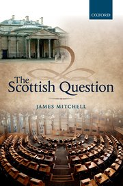 Cover for   The Scottish Question