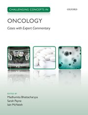 Cover for   Challenging Concepts in Oncology