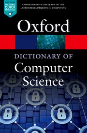 A Dictionary of Computer Science, 7th Edition
