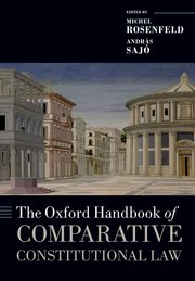 Cover for   The Oxford Handbook of Comparative Constitutional Law