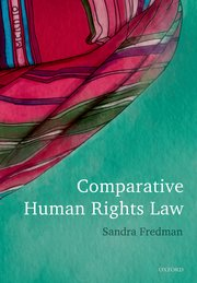 Cover for   Comparative Human Rights Law