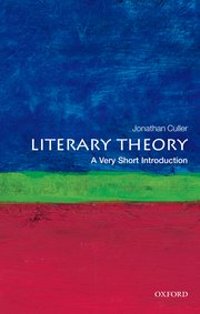 Cover for<br /><br /><br /><br /> Literary Theory: A Very Short Introduction<br /><br /><br /><br />
