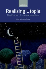 Cover for   Realizing Utopia