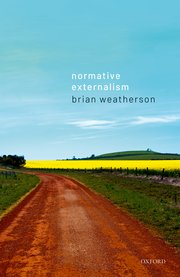Cover for   Normative Externalism