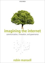 Cover for   Imagining the Internet