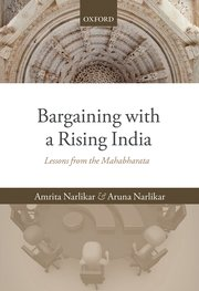Cover for   Bargaining with a Rising India
