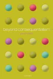 Cover for   Beyond Consequentialism