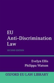 Cover for   EU Anti-Discrimination Law