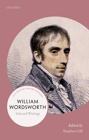 william wordsworth paperback stephen gill oxford university  cover for william wordsworth