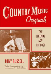 Cover for   Country Music Originals