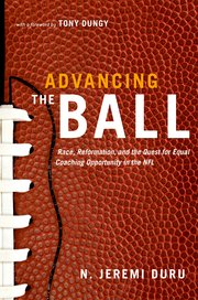 Cover for   Advancing the Ball