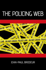 Cover for<br /><br /> The Policing Web<br /><br />