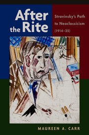Cover for   After the Rite