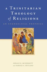 Cover for   A Trinitarian Theology of Religions