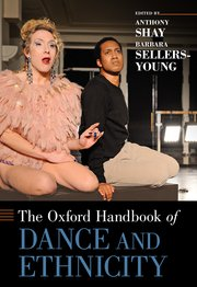 Cover for   The Oxford Handbook of Dance and Ethnicity