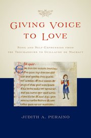 Cover for   Giving Voice to Love