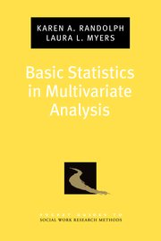 Cover for   Basic Statistics in Multivariate Analysis