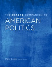 Companion to American Politics