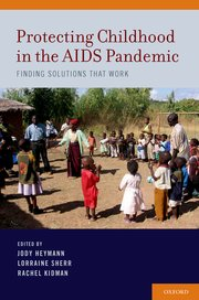 Cover for   Protecting Childhood in the AIDS Pandemic