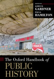 Cover for   The Oxford Handbook of Public History