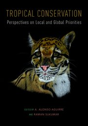 Faculty Book Release & Signing: Tropical Conservation @ Fenwick Library Reading Room 2th Floor