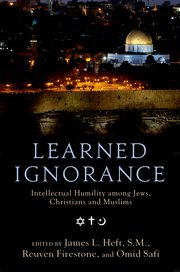 Cover for   Learned Ignorance