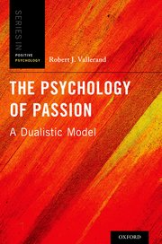 Cover for   The Psychology of Passion