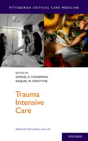 Cover for   Trauma Intensive Care