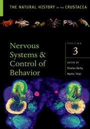 Cover for   Nervous Systems and Control of Behavior