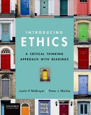 Cover for   Introducing Ethics