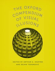 Cover for   The Oxford Compendium of Visual Illusions