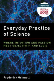 Cover for   Everyday Practice of Science
