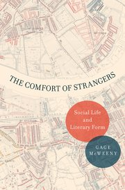 Cover for   The Comfort of Strangers