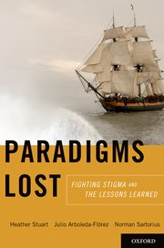 Cover for   Paradigms Lost