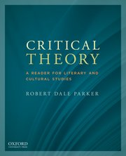 Cover for   Critical Theory