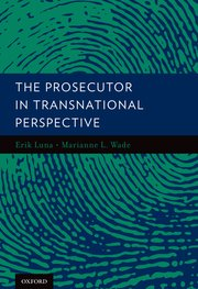 Cover for   The Prosecutor in Transnational Perspective