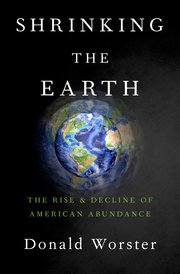 Cover for   Shrinking the Earth