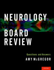 Cover for   Neurology Board Review